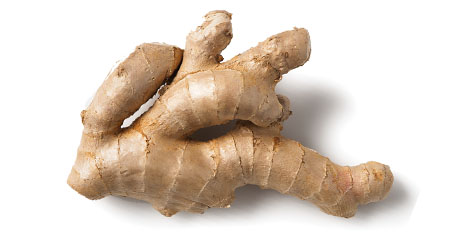 India Dried Ginger